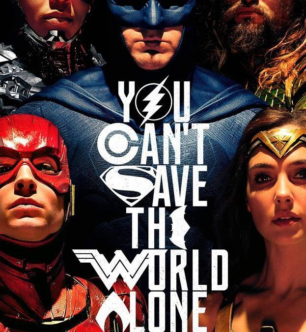 The Justice League Poster: A Critique