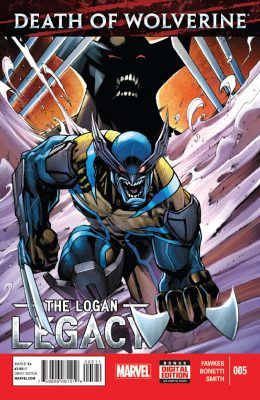 Death of Wolverine The Weapon X Program #1 of 5 VF//NM 2014
