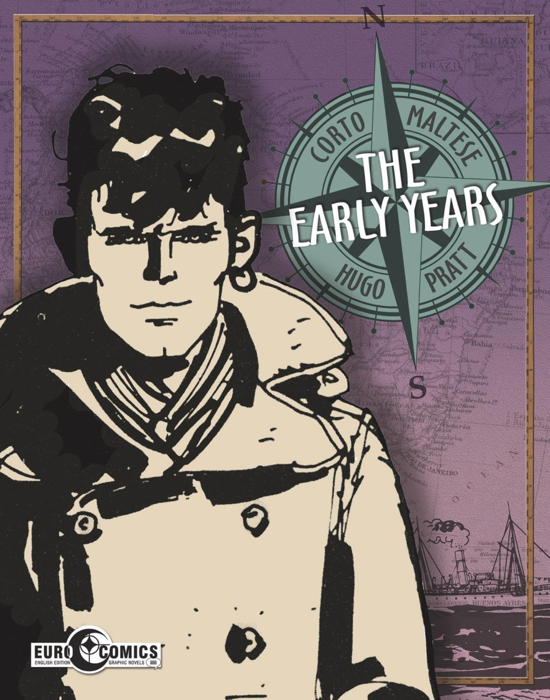 CORTO MALTESE THE EARLY YEARS TP PRE-ORDER 21/08/19 VF/NM IDW