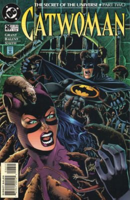 CATWOMAN #26 (1993) FN+ DC