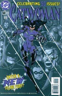 CATWOMAN #50 (1993) FN- DC