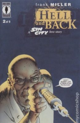 SIN CITY: HELL AND BACK #2 (1999) VF DARK HORSE