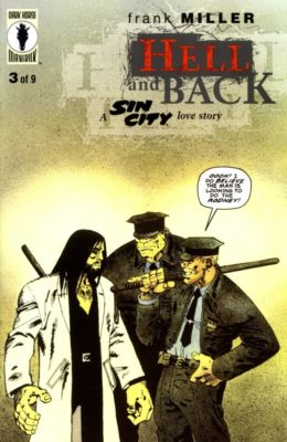 SIN CITY: HELL AND BACK #3 (1999) VF DARK HORSE