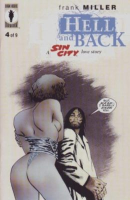 SIN CITY: HELL AND BACK #4 (1999) VF DARK HORSE
