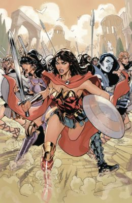 WONDER WOMAN #75 YOTV THE OFFER PRE-ORDER 24/07/19 VF/NM DC