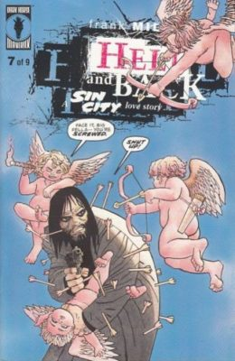 SIN CITY: HELL AND BACK #7 (1999) VF DARK HORSE