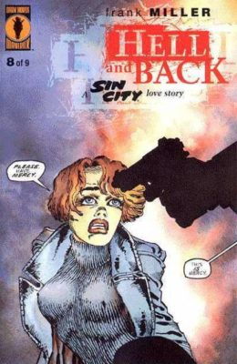 SIN CITY: HELL AND BACK #8 (1999) VF DARK HORSE
