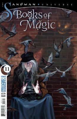 BOOKS OF MAGIC #11 2808