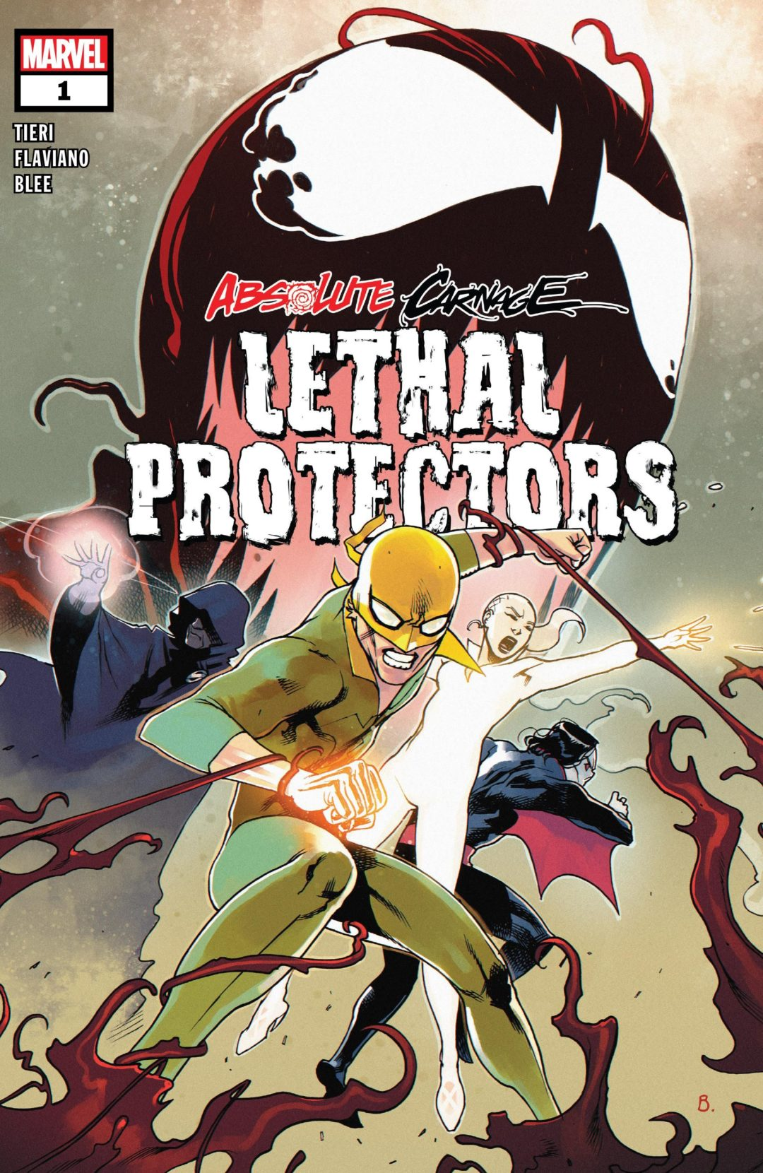 ABSOLUTE CARNAGE: LETHAL PROTECTORS #1 (2019) VF/NM MARVEL
