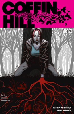 COFFIN HILL #3 (2013) VF/NM VERTIGO