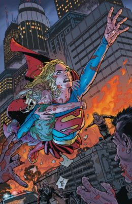 SUPERGIRL #35 VAR ED (2016) VF/NM DC