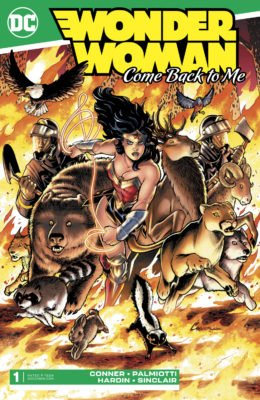 WONDER WOMAN COME BACK TO ME #1 (2019) VF/NM DC