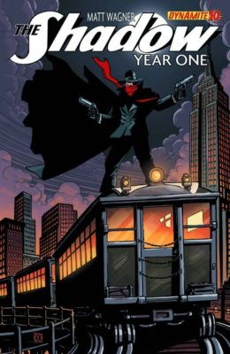 THE SHADOW YEAR ONE #10 TORRES SUBSCRIPTION CVR (2013) VF/NM DYNAMITE