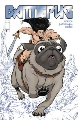 BATTLEPUG #1 (2019) VF/NM IMAGE