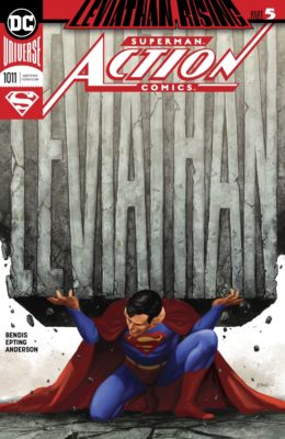 ACTION COMICS #1011 (2016) VF/NM DC