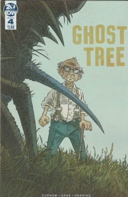 GHOST TREE #4 (2019) VF/NM IDW