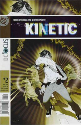 KINETIC #2 (2004) VF DC