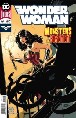 WONDER WOMAN #64 (2016) VF DC