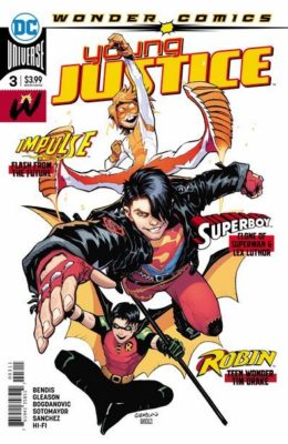YOUNG JUSTICE #3 (2019) VF/NM DC