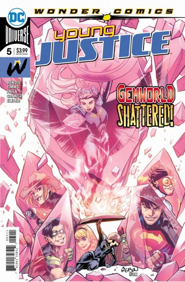 YOUNG JUSTICE #5 (2019) VF/NM DC