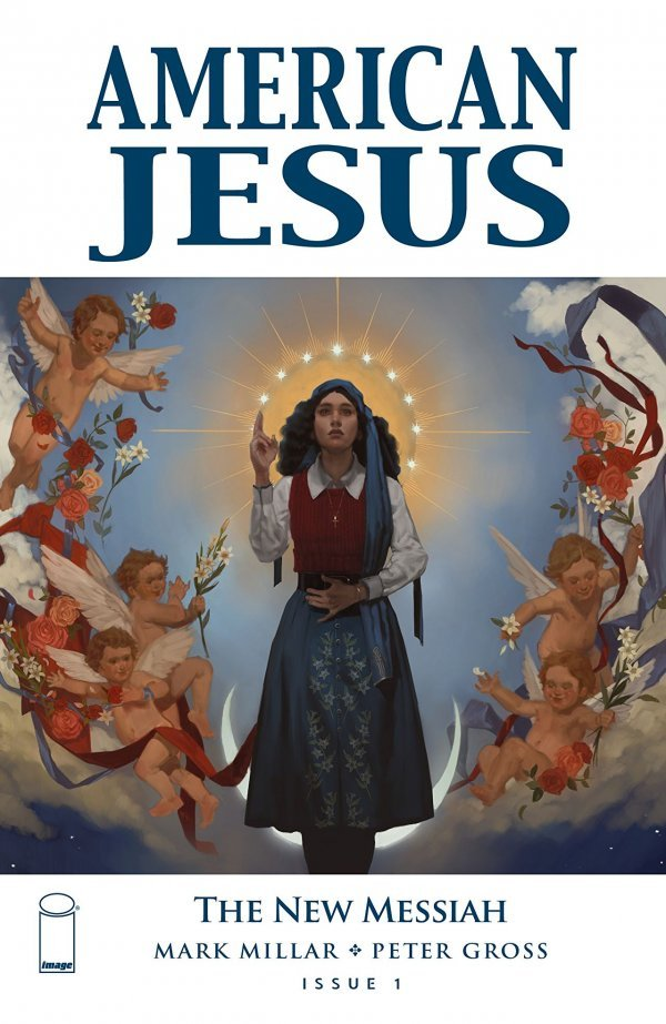 AMERICAN JESUS: THE NEW MESSIAH #1 (2019) VF/NM IMAGE