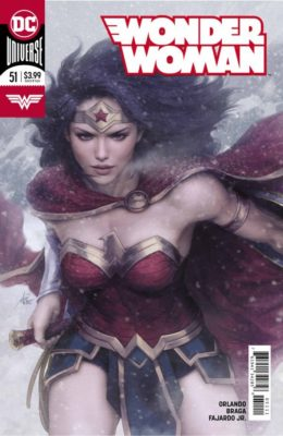 WONDER WOMAN #51 (2016) VF/NM DC