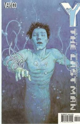 Y THE LAST MAN #20 (2002) VF/NM VERTIGO