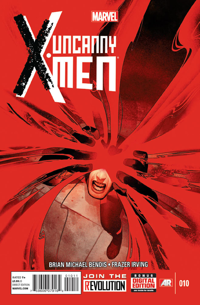 UNCANNY X-MEN #10 (2013) VF MARVEL