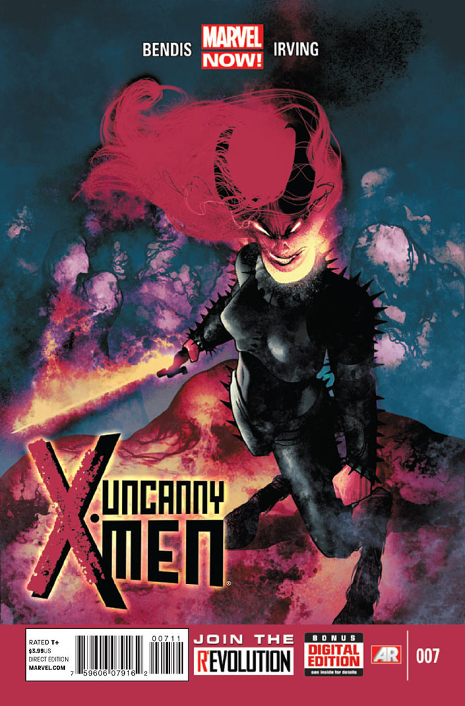 UNCANNY X-MEN #7 (2013) VF MARVEL