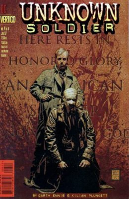 UNKNOWN SOLDIER #4 (1997) VF/NM VERTIGO