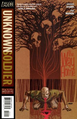 UNKNOWN SOLDIER #14 (2008) VF/NM VERTIGO