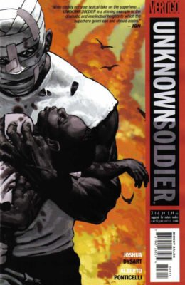 UNKNOWN SOLDIER #3 (2008) VF/NM VERTIGO
