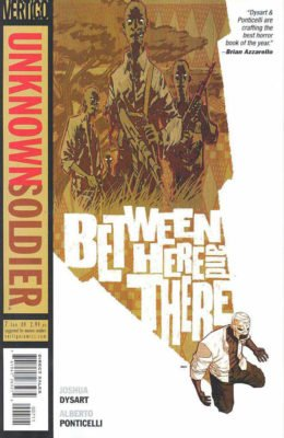 UNKNOWN SOLDIER #7 (2008) VF/NM VERTIGO