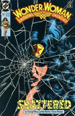WONDER WOMAN #52 (1987) VF DC