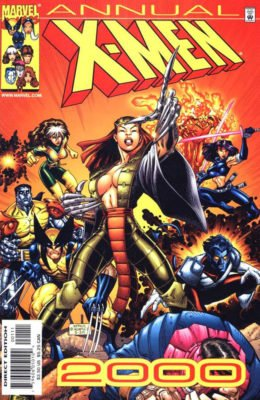 X-MEN ANNUAL 2000 (1991) VF MARVEL