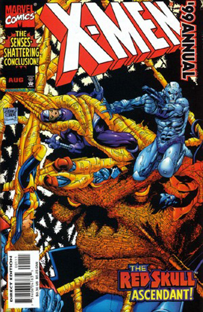 X-MEN ANNUAL '99 (1991) VF MARVEL