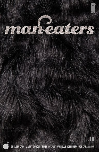 MAN-EATERS #10 (2018) VF/NM IMAGE