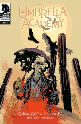 THE UMBRELLA ACADEMY: HOTEL OBLIVION #3 (2018) VF/NM DARK HORSE