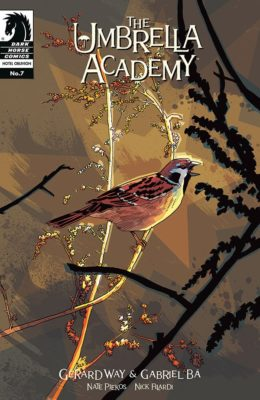 THE UMBRELLA ACADEMY: HOTEL OBLIVION #7 (2018) VF/NM DARK HORSE