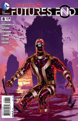 THE NEW 52: FUTURE'S END #8 (2014) VF/NM DC