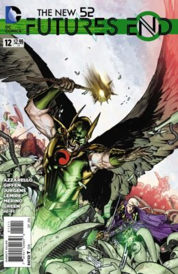 THE NEW 52: FUTURE'S END #12 (2014) VF/NM DC