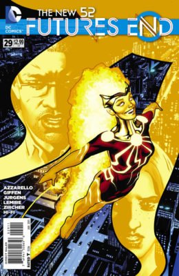 THE NEW 52: FUTURE'S END #29 (2014) VF/NM DC