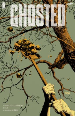GHOSTED #17 (2013) VF/NM IMAGE