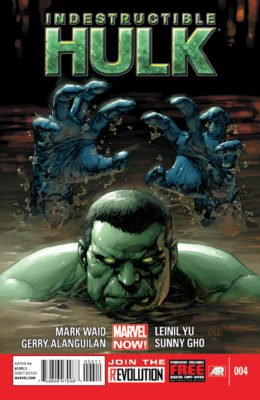 INDESTRUCTIBLE HULK #4 (2012) VF/NM MARVEL