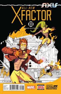 ALL-NEW X-FACTOR #15 (2013) VF/NM MARVEL