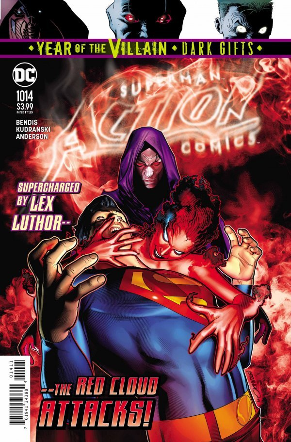ACTION COMICS #1014 (2018) VF/NM DC