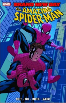 THE AMAZING SPIDER-MAN: BRAND NEW DAY VOL. 3 TP (2009) MARVEL