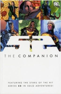52: THE COMPANION TP (2007) DC