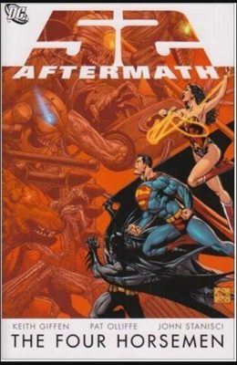 52 AFTERMATH: THE FOUR HORSEMEN TP (2008) DC