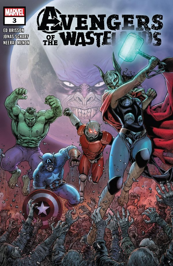 AVENGERS OF THE WASTELANDS #3 (2019) VF/NM MARVEL